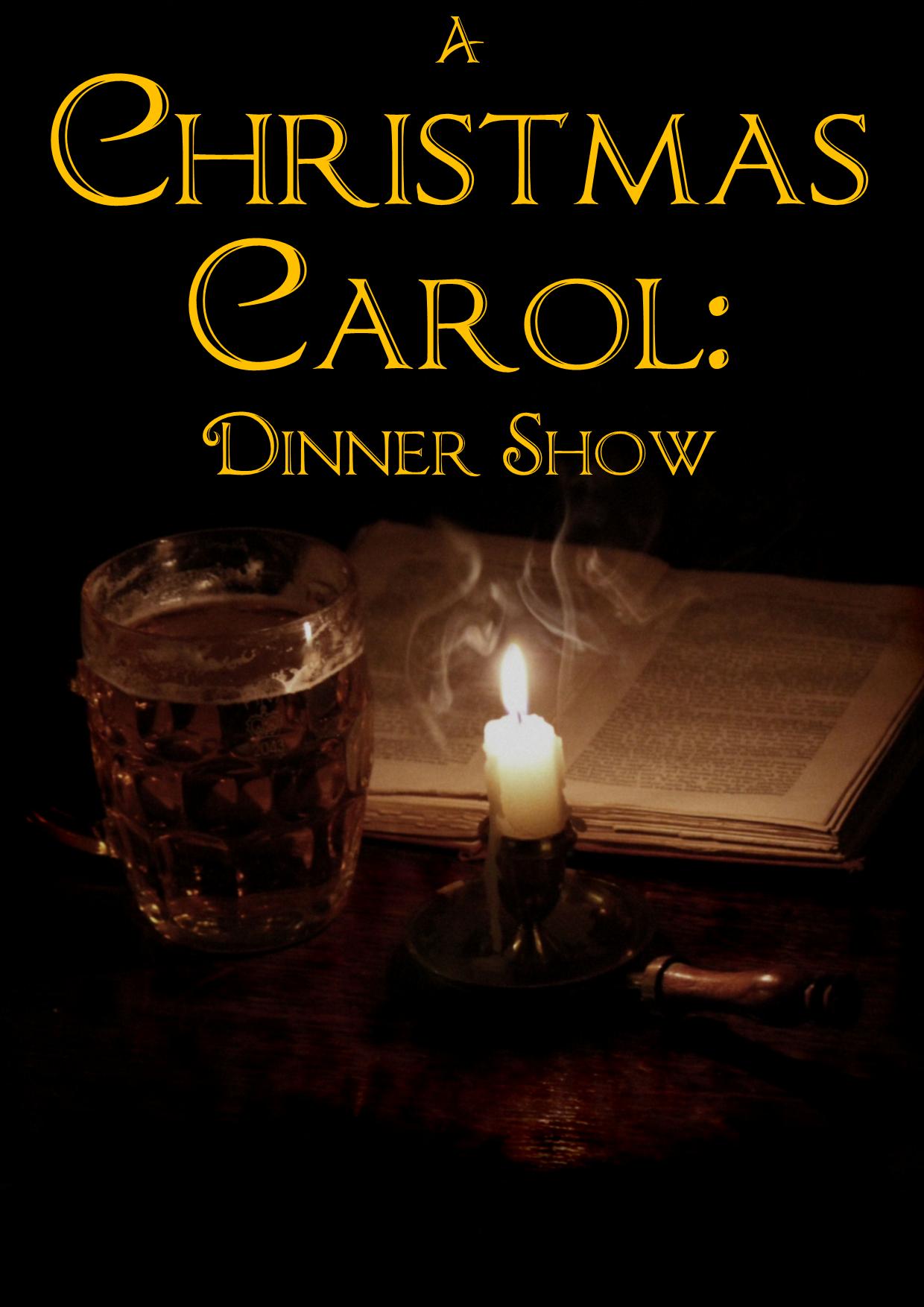 A Christmas Carol Dinner Show