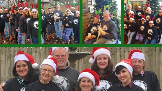 5 images of Celebrity Dairy innkeepers and staff members
